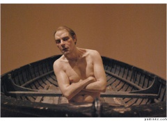 ron mueck, man on a boat, suspicion
